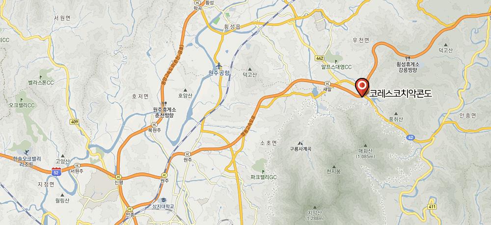 위치 지도
